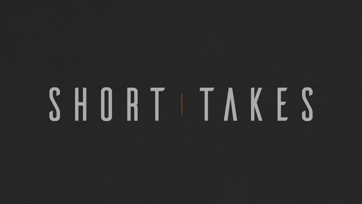 Short Takes – Jan 7, 2018