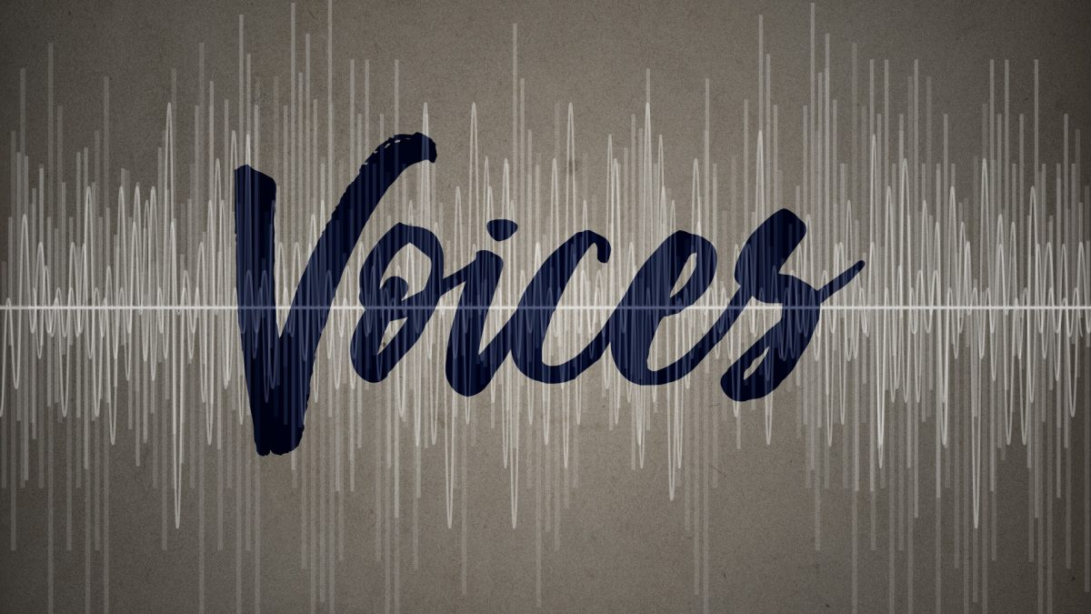 Voices – Week 1 – Danielle Strickland