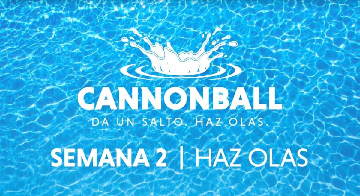 Cannonball-Haz Olas