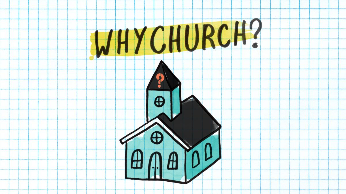 Why Church? – To Fulfill Jesus' Mission