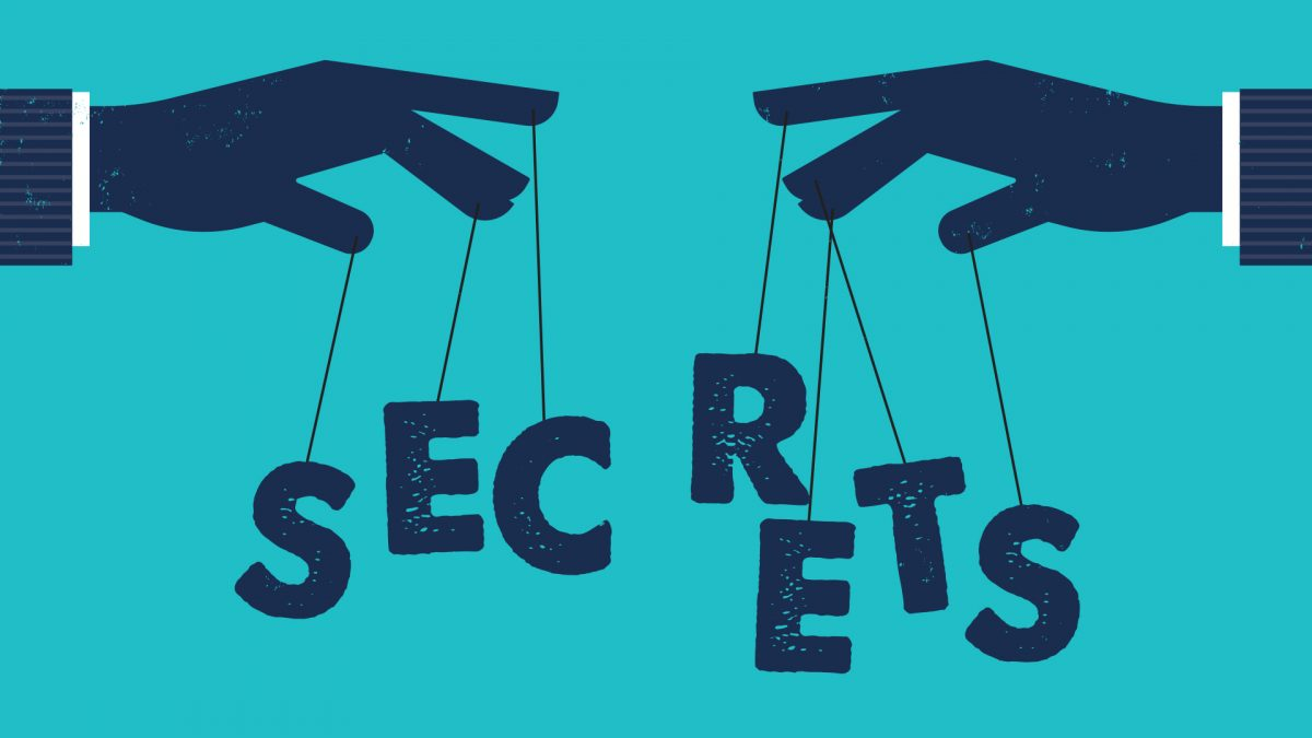 "Secrets: Week 3 ""Escaping Secrecy"""