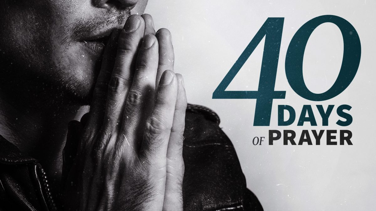 40 Days of Prayer – When God Doesn't Answer Your Prayers